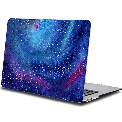 SZAIENXIL for MacBook Pro 13 inch Case Plastic Hard Shell Cover Compatible with Old Version MacBook Pro 13 Inch (A1278, with CD-ROM) Release Early 2012/2011/2010/2009/2008,Galaxy