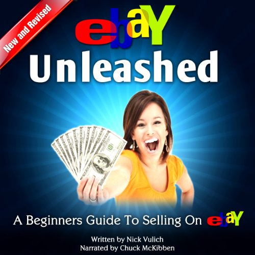 eBay Unleashed  audiobook cover art
