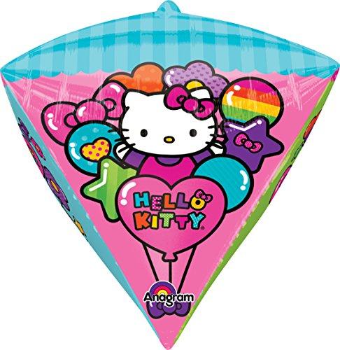 Amscan International Diamondz Hello Kitty