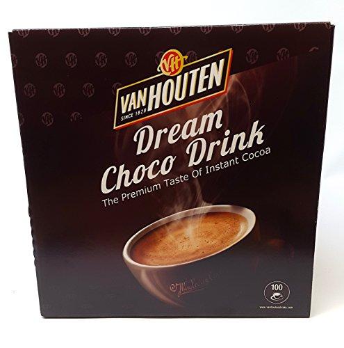 Van Houten Heiße Schokolade (100 Beutel)