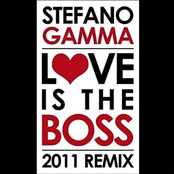 Love is the Boss [2011 Remixes]