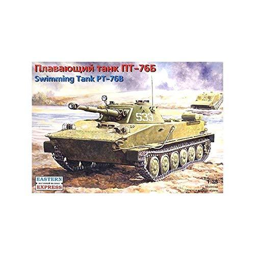 Eastern Express 35171–pT-Russian 76B Light Amphibious Tank