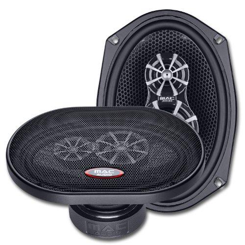 Mac Audio 1104992 Mac Audio Performance X 69.3 Haut-Parleur système triaxial 3 Voies