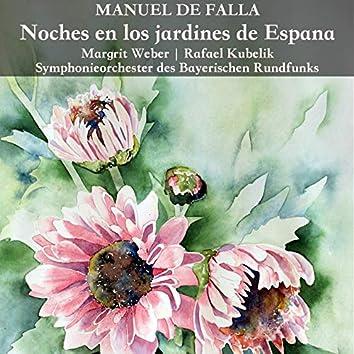 Manuel De Falla: Noches en los jardines de España