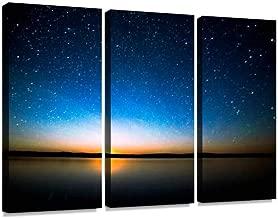 night sky print canada