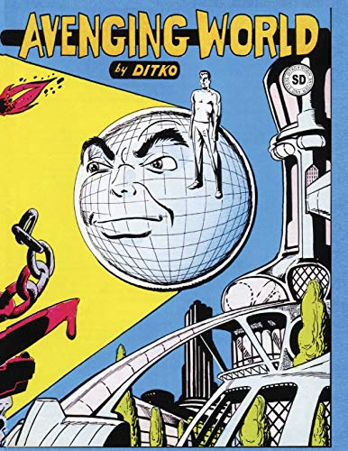 Avenging World (The Collected Mr. A.)