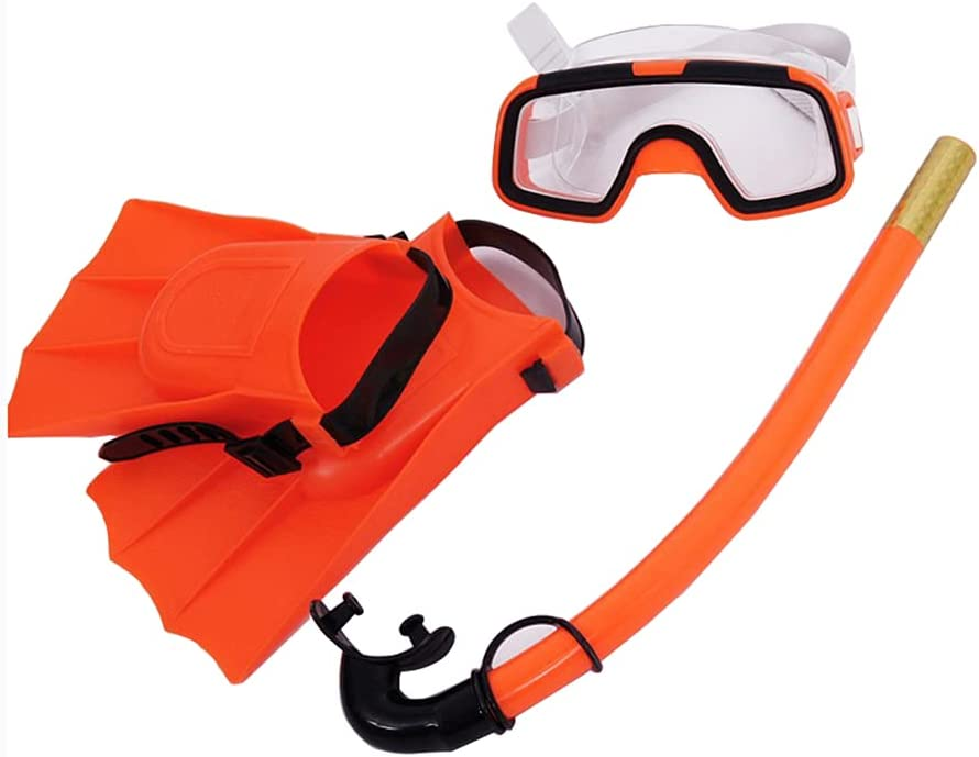 yuankai Children Diving 3-Piece Goggles Underwater mask Max 63% OFF Max 67% OFF