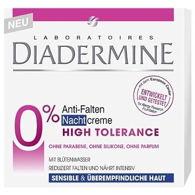 Diadermin - High-Tolerance Anti-Wrinkle Night Cream - 50 ml from Schwarzkopfhenkel Cosmgmbh