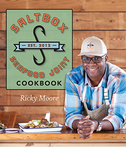 Saltbox Seafood Joint Cookbook (English Edition)