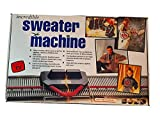 100 Needle Knitter Bond Incredible Sweater Machine