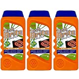 Hob Brite - Detergente per Piano Cottura in Ceramica, Elettrico, alogeno e a induzione, 300 ml, Confezione da 3