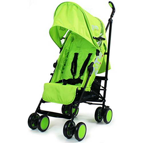 Zeta Citi Stroller Buggy Pushchair - Lime