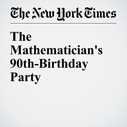 The Mathematician's 90th-Birthday Party audiobook cover art