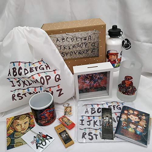 Kits Stranger Thing Regalo Caja Sorpresa Lote Stranger Thing cumpleaños comunion