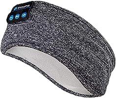 Sleep Headphones Wireless, Perytong Bluetooth Sports Headband Headphones with Ultra-Thin HD Stereo Speakers Perfect for...