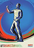 Cricket World Cup – Afghanistan – Wall Poster Print -
