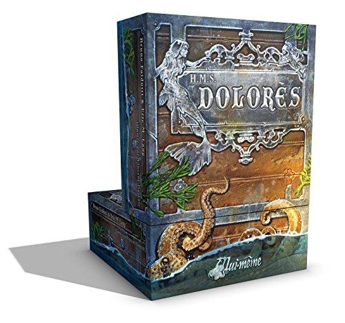 Asmodee HMS Dolores Kartenspiel (englische Version)