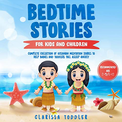 Bedtime Stories for Kids and Children cover art