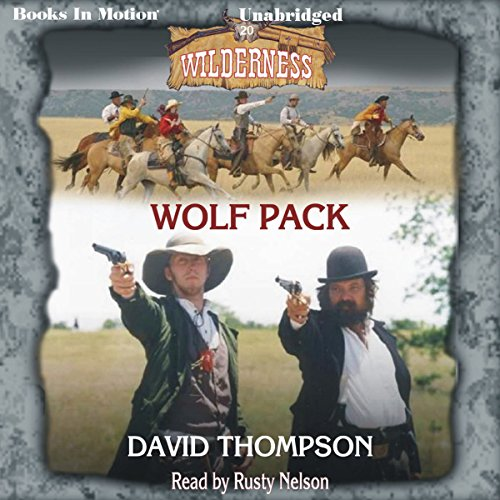 Wolf Pack audiobook cover art