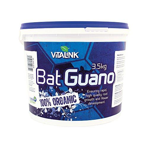 VitaLink Fledermaus-Guano 3.5 kg, weiß, 22.5x22.5x18.6 cm, 05-235-010
