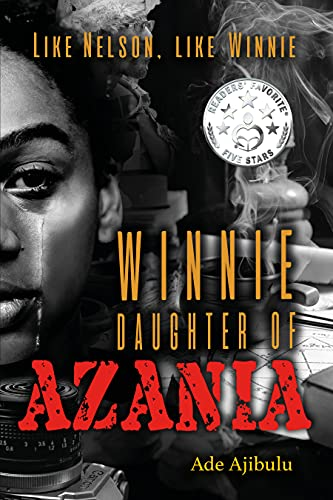 Winnie Daughter of Azania by [Ade Ajibulu]