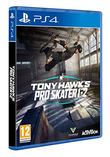 Tony Hawk's Pro Skater 1+2 PS4 (Exclusiva Amazon)