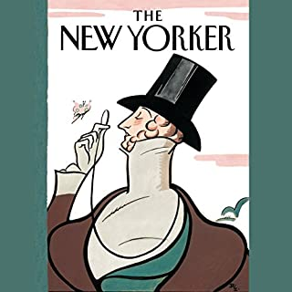 The New Yorker (July 25, 2005) audiobook cover art