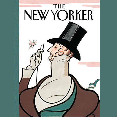 The New Yorker (August 22, 2005) audiobook cover art