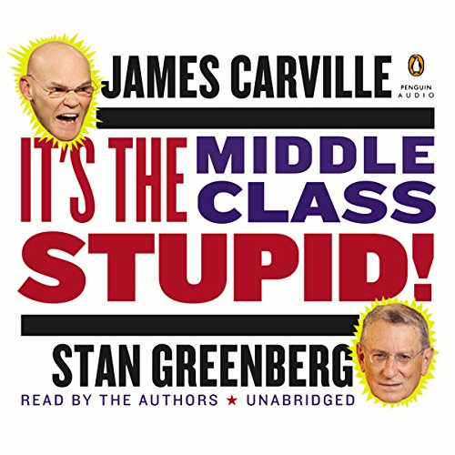 It's the Middle Class, Stupid! audiobook cover art