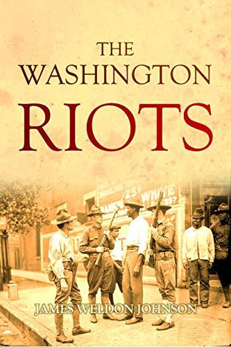 The Washington Riots (1919) (English Edition)