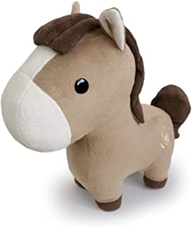 Bellzi Brown Pony Cute Stuffed Animal Plush Toy - Adorable Soft Pony Toy Plushies and Gifts - Perfect Present for Kids, Babies, Toddlers - Ponni
