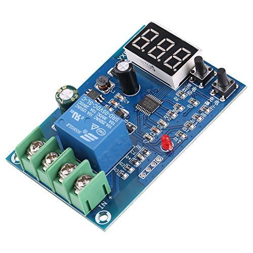 6-60V 10A Módulo de Placa de Protección del Controlador de Crga de Batería, Módulo de Interruptor de Fuente de Alimentación del Cargador