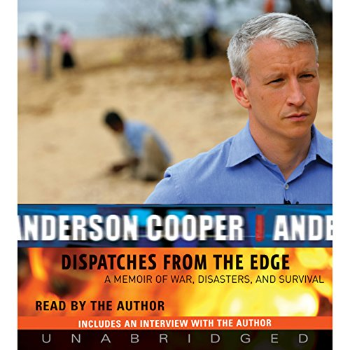 Dispatches from the Edge audiobook cover art