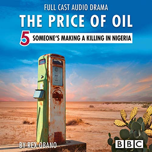 Someone's Making a Killing in Nigeria audiobook cover art
