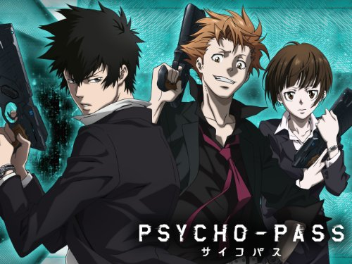 PSYCHO-PASS Extended Edition (Original Japanese Version)