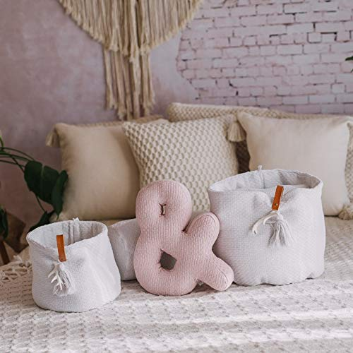 housewarming custom gift natural home decor letter 25% price OFF pillow cus