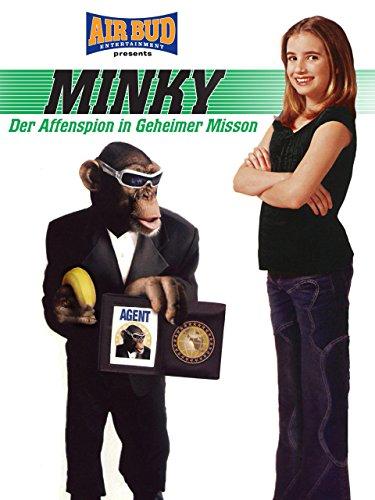 Minky: Der Affenspion in Geheimer Misson