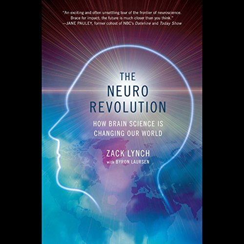 The Neuro Revolution audiobook cover art