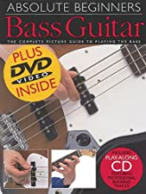 Absolute Beginners: Bass Guitar: Book/CD/DVD Value Pack