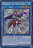YU-GI-OH! - Nekroz of Unicore (THSF-EN016) - The Secret Forces - Unlimited Edition - Secret Rare