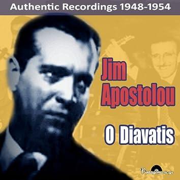 O Diavatis (Authentic Recordings 1948-1954)
