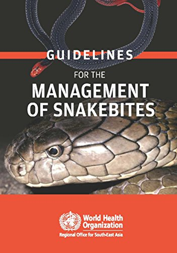 Guidelines for the Management of Snakebites