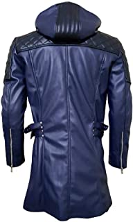 Devil May Cry 5 DMC Nero Faux Leather Jacket