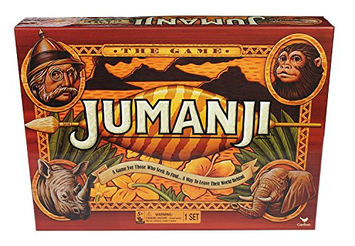 Cardinal Games Jumanji (Travel Size)