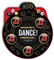 FAO Schwarz Dance Mixer Rhythm Step Playmat, Music Groove Step Game, Aux Jack Input, Speaker, Fun Active Play Toy for Boys and Girls, Battery Operated from FAO Schwarz