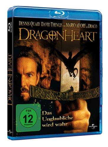 DRAGONHEART - MOVIE [Blu-ray]