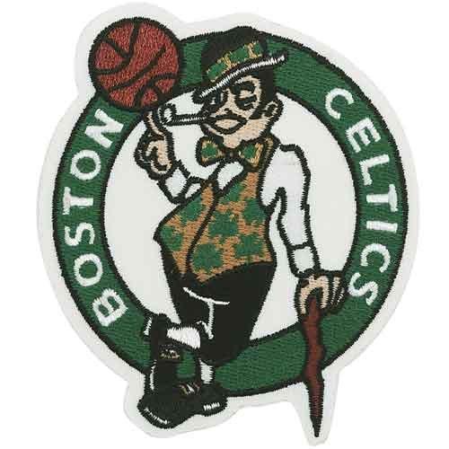 Boston Celtics Primary Team Logo Patch