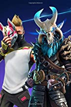 Fortnite - Drift And Ragnarok: 2019 Weekly Planner with Note Paper Section