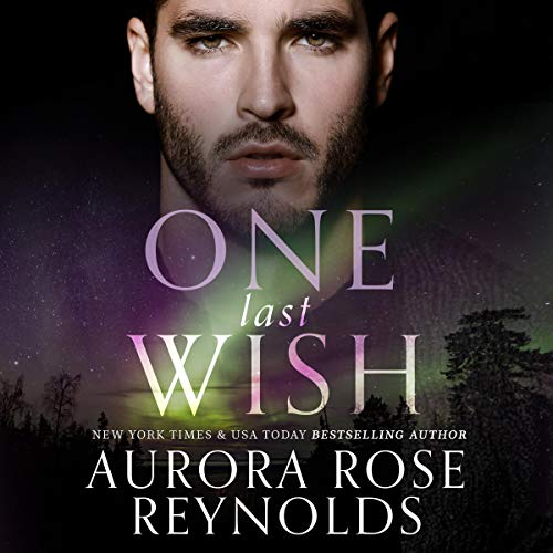One Last Wish audiobook cover art