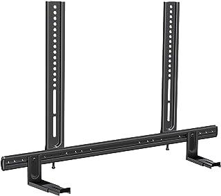 Mounting Dream Universal Soundbar Mount, Heavy Duty Soundbar Wall Mount for Most Sound Bars Up to 26.5 LBS, Sound Bar TV B...
